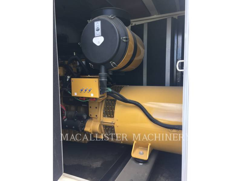 CATERPILLAR PORTABLE GENERATOR SETS XQ 300 equipment  photo 5