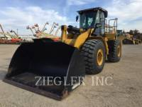 CATERPILLAR WHEEL LOADERS/INTEGRATED TOOLCARRIERS 972M equipment  photo 3