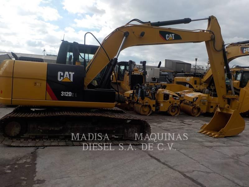 CATERPILLAR EXCAVADORAS DE CADENAS 312D2L equipment  photo 5