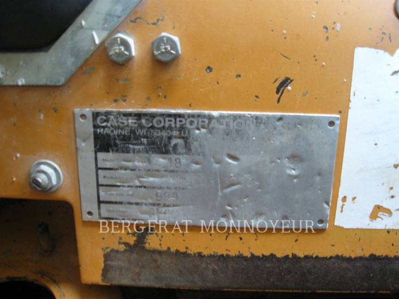 CASE SKID STEER LOADERS 1840 equipment  photo 5