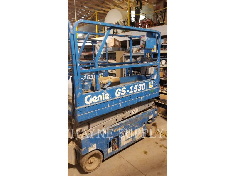 GENIE INDUSTRIES LIFT - SCISSOR GS1530 equipment  photo 1