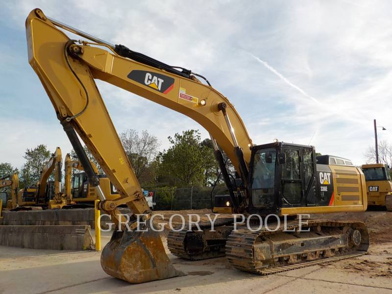 CATERPILLAR EXCAVADORAS DE CADENAS 336E H equipment  photo 1