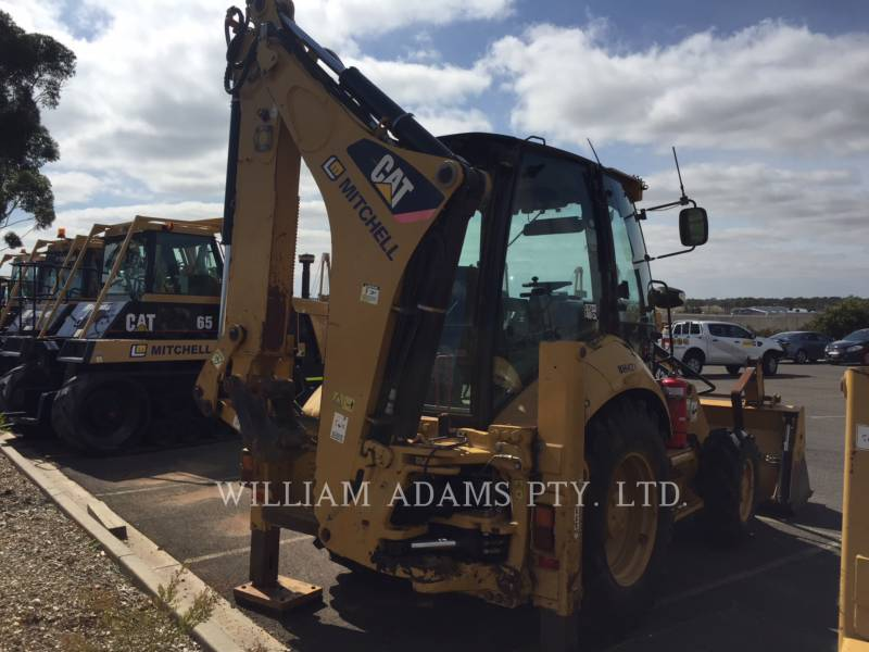 CATERPILLAR BACKHOE LOADERS 422E equipment  photo 3