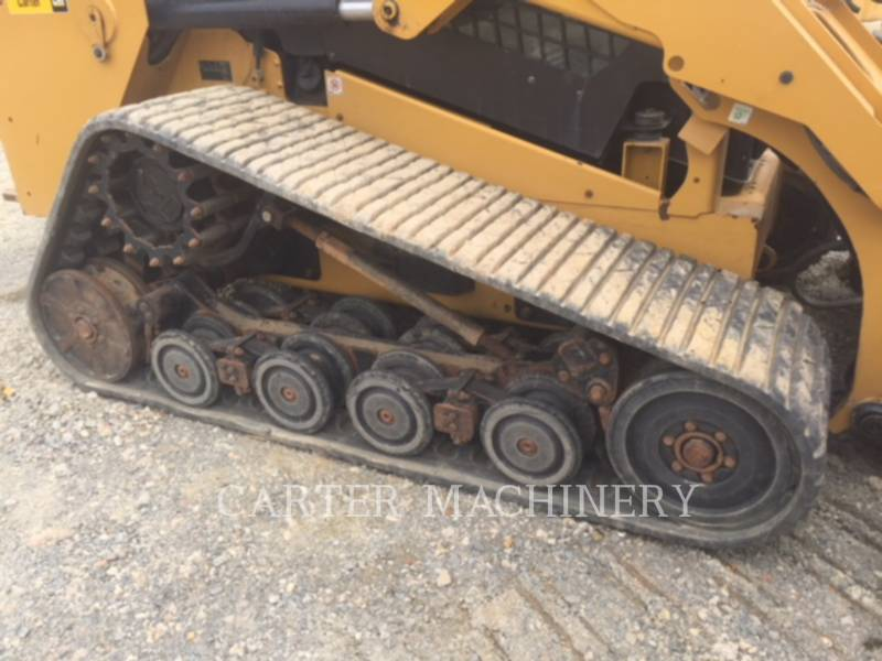 CATERPILLAR MULTI TERRAIN LOADERS 277D AC equipment  photo 6