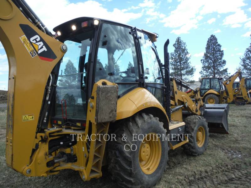 CATERPILLAR CHARGEUSES-PELLETEUSES 420F 4ETCB equipment  photo 3