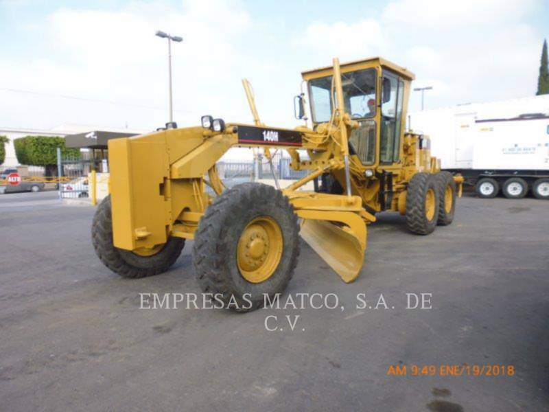 CATERPILLAR MOTORGRADER 140H equipment  photo 9