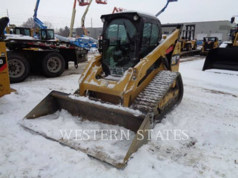 CATERPILLAR CHARGEURS TOUT TERRAIN 289D equipment  photo 1