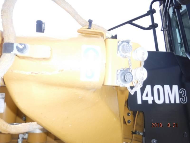 CATERPILLAR MOTONIVELADORAS 140M3 equipment  photo 12