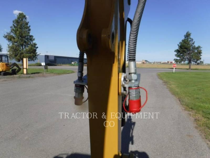 CATERPILLAR TRACK EXCAVATORS 302.7D CR equipment  photo 10