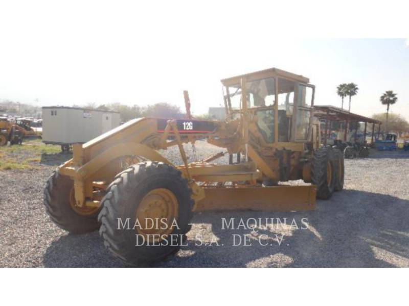 CATERPILLAR MOTORGRADERS 12G equipment  photo 2