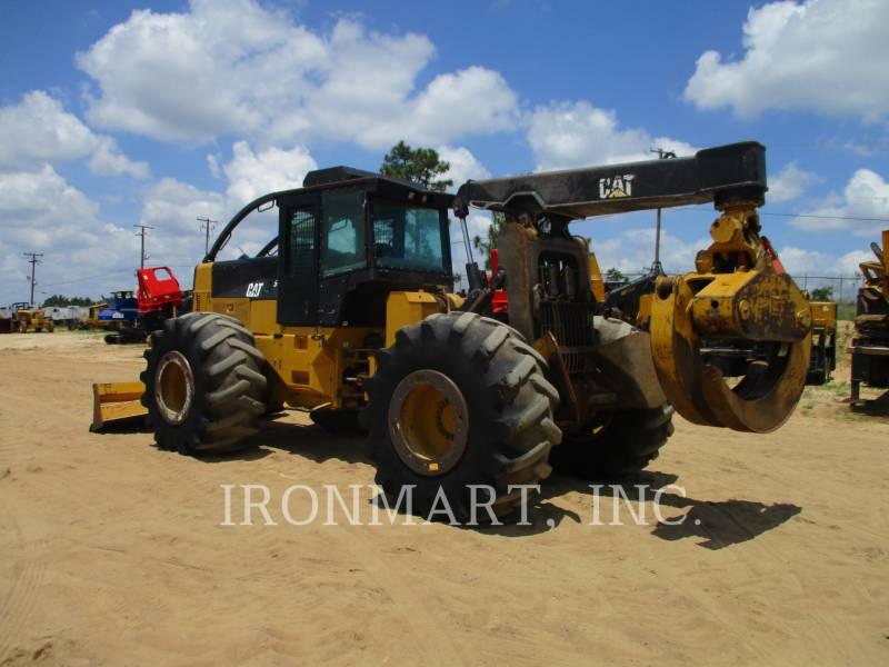 CATERPILLAR FORESTAL - ARRASTRADOR DE TRONCOS 545C equipment  photo 2