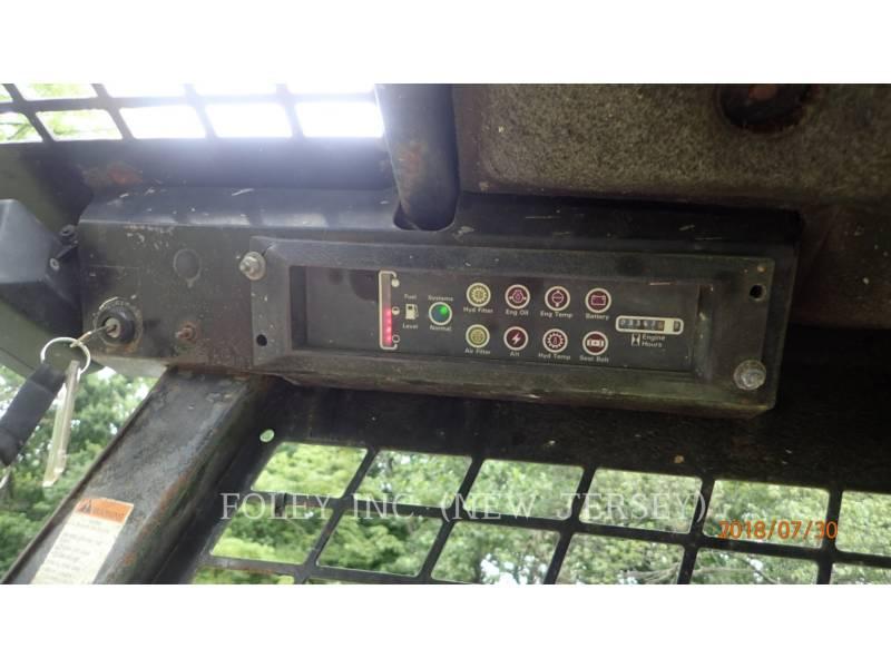 CASE MINICARGADORAS 1840 equipment  photo 24