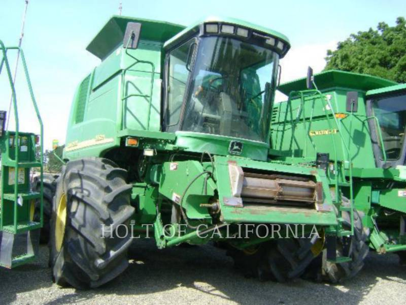 JOHN DEERE MÄHDRESCHER 9650 CTS    GT10684 equipment  photo 2
