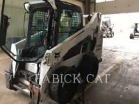 BOBCAT MINIÎNCĂRCĂTOARE RIGIDE MULTIFUNCŢIONALE S570 equipment  photo 4
