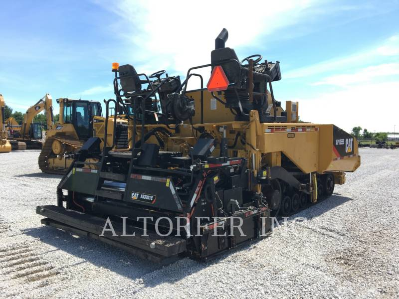 CATERPILLAR ASPHALT PAVERS AP1055E equipment  photo 4
