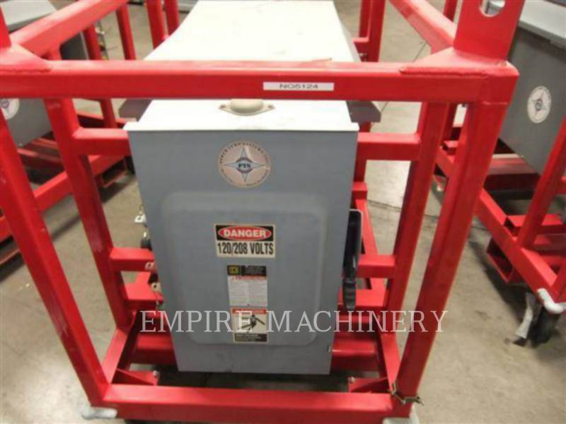 MISCELLANEOUS MFGRS SONSTIGES 75KVA PT equipment  photo 2