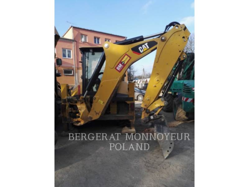 CATERPILLAR CHARGEUSES-PELLETEUSES 432 F 2 equipment  photo 5