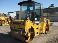 Equipment photo CATERPILLAR CB434D TANDEMOWY WALEC WIBRACYJNY DO ASFALTU (STAL-STAL) 1