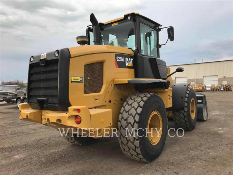 CATERPILLAR CARGADORES DE RUEDAS 926M QC equipment  photo 4