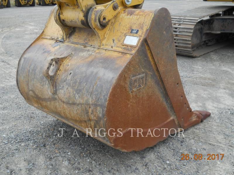 CATERPILLAR ESCAVATORI CINGOLATI 336EL equipment  photo 9