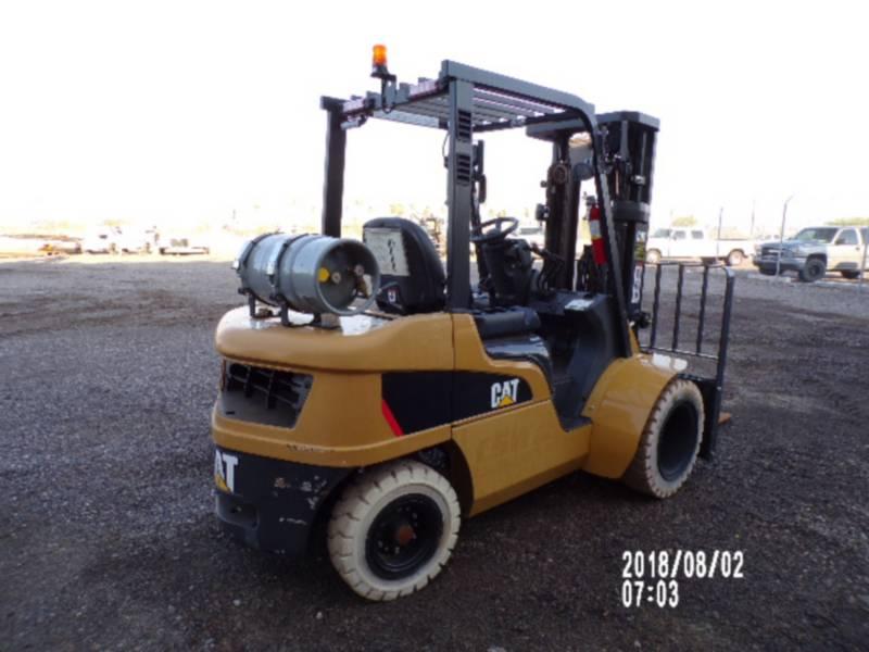 CATERPILLAR FORKLIFTS GP30N equipment  photo 5