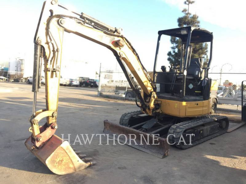 CATERPILLAR PELLES SUR CHAINES 303.5E TAG equipment  photo 1