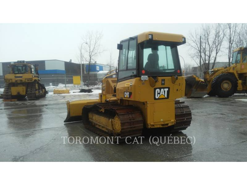 CATERPILLAR TRACK TYPE TRACTORS D3KLGP equipment  photo 4