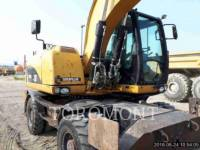 Equipment photo CATERPILLAR M318D 轮式挖掘机 1