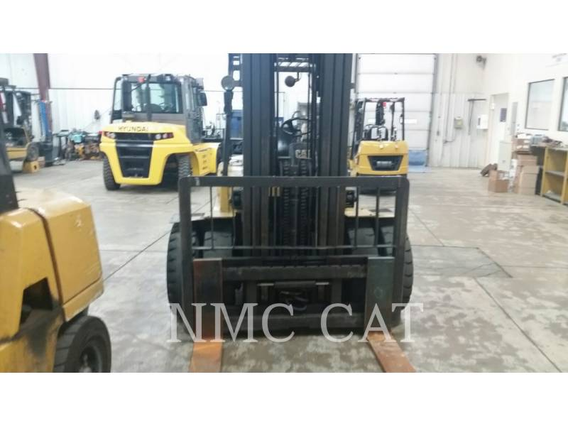 CATERPILLAR LIFT TRUCKS MONTACARGAS DPL40_MC equipment  photo 2