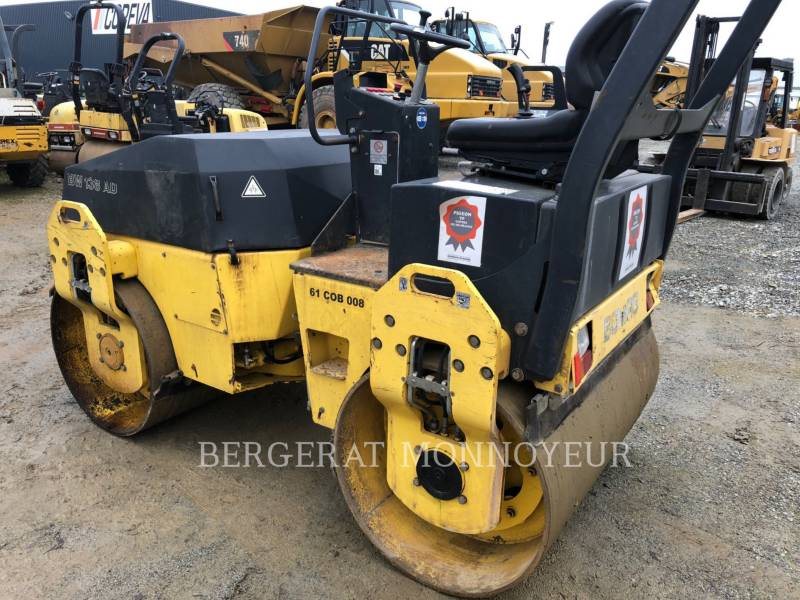 BOMAG COMPACTORS BW138 equipment  photo 9