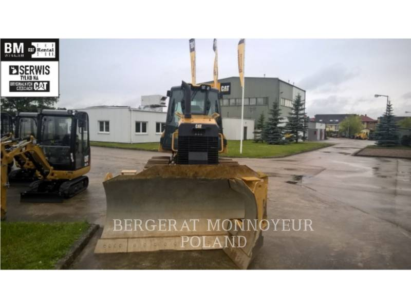 CATERPILLAR KETTENDOZER D6K2XL equipment  photo 1