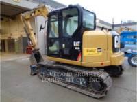 CATERPILLAR TRACK EXCAVATORS 308ECR equipment  photo 4