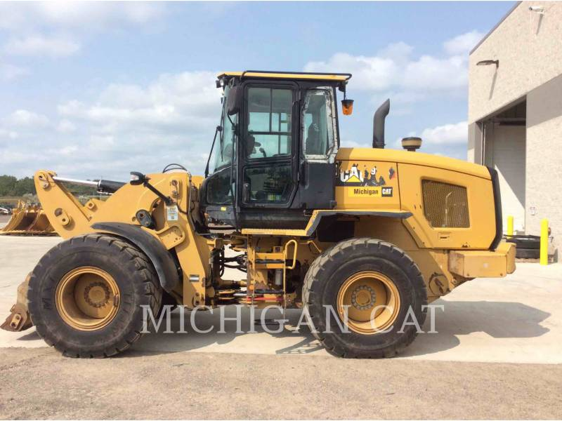 CATERPILLAR CARGADORES DE RUEDAS 924K RQ+ equipment  photo 7