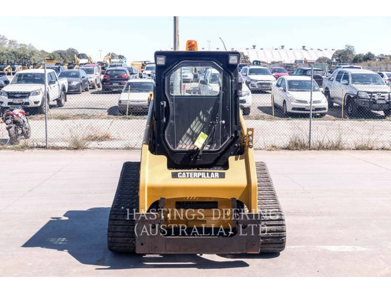 CATERPILLAR PALE CINGOLATE MULTI TERRAIN 247B3LRC equipment  photo 2