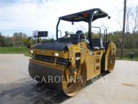 CATERPILLAR COMPACTORS CB64B equipment  photo 5