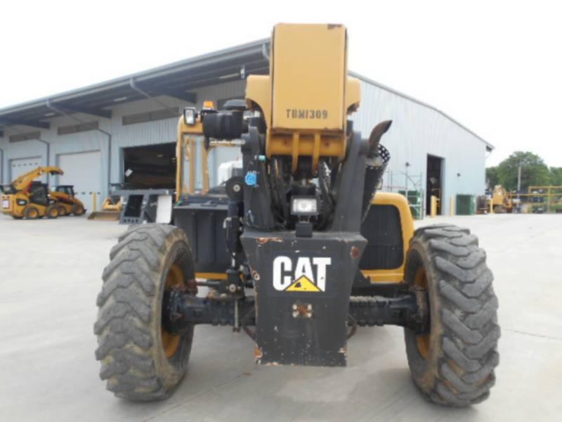 CATERPILLAR TELEHANDLER TL1055 equipment  photo 4