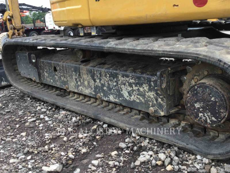 CATERPILLAR TRACK EXCAVATORS 305E equipment  photo 21