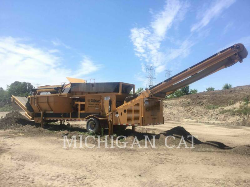 WILDCAT TROMMEL SCREEN 510 COUGAR equipment  photo 1