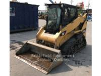 Equipment photo CATERPILLAR 257B2 多様地形対応ローダ 1