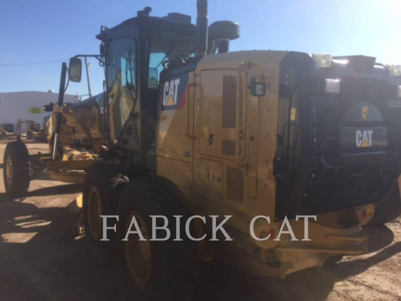 Caterpillar AUTOGREDERE 120M2AWD equipment  photo 4