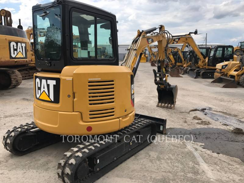 CATERPILLAR PELLES SUR CHAINES 303.5E2 CR equipment  photo 3