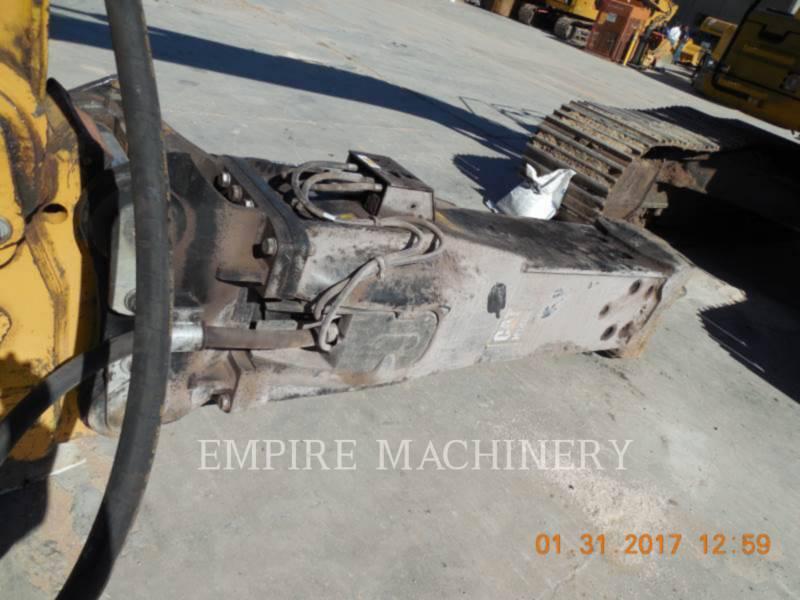 CATERPILLAR WT - ハンマー H140ES equipment  photo 3
