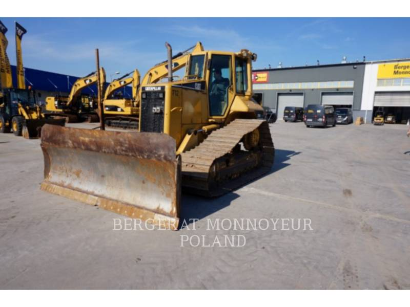 CATERPILLAR TRACK TYPE TRACTORS D5NLGP equipment  photo 1