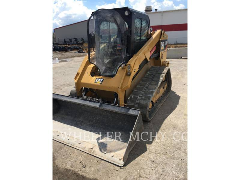 CATERPILLAR MULTI TERRAIN LOADERS 279D C3 HF equipment  photo 4