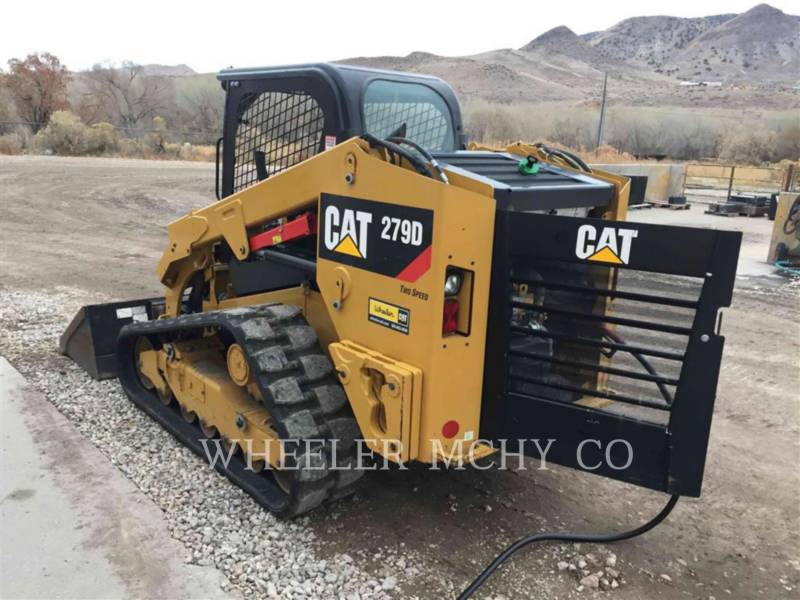 CATERPILLAR UNIWERSALNE ŁADOWARKI 279D C1-H2 equipment  photo 3
