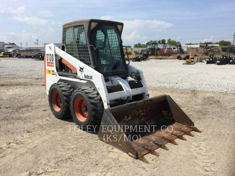 BOBCAT SKID STEER LOADERS S130 equipment  photo 1