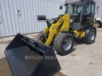 Equipment photo WACKER CORPORATION WL37 WHEEL LOADERS/INTEGRATED TOOLCARRIERS 1