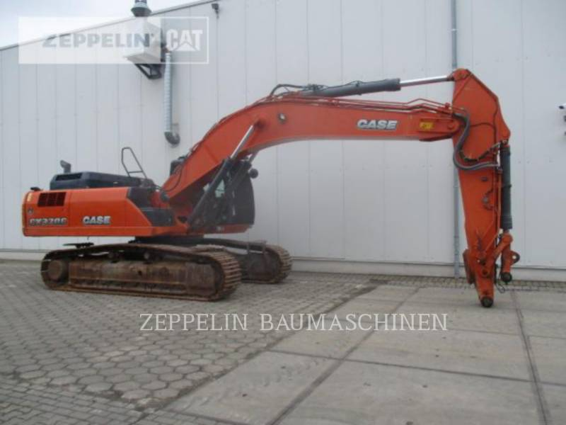 CASE TRACK EXCAVATORS CX370C equipment  photo 8