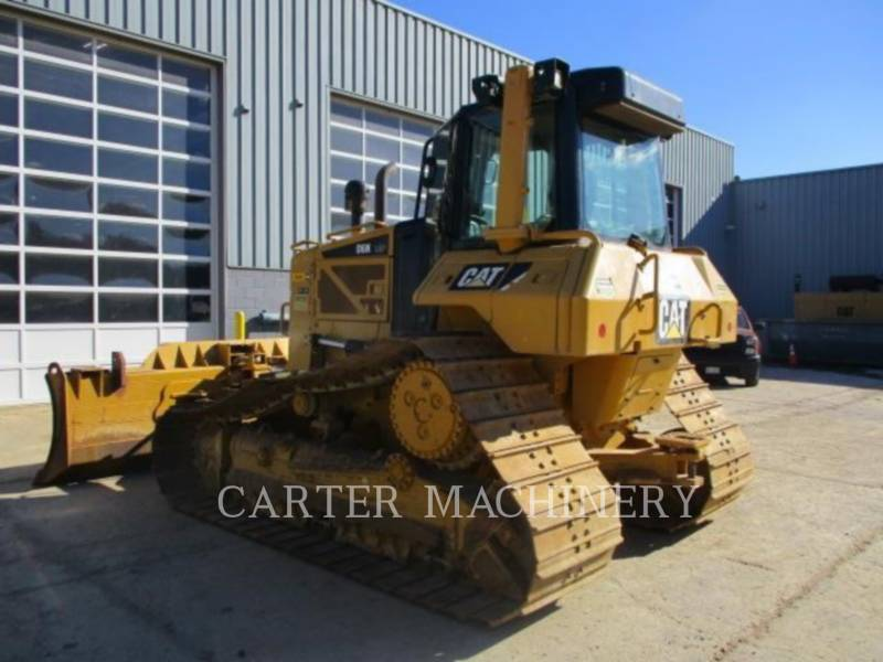 CATERPILLAR CIĄGNIKI GĄSIENICOWE D6NLGP ARO equipment  photo 10