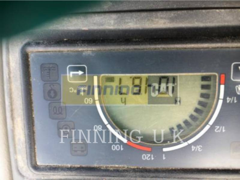 CATERPILLAR トラック油圧ショベル 302.7DZ2.2 equipment  photo 6